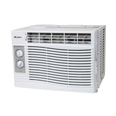 Gree 13-04588 Gree 5,000 Btu Window Horizontal Mechanical Air Conditioner