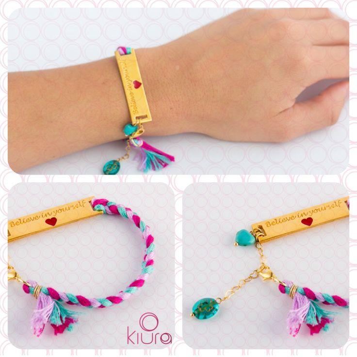 Bracelet @ www.kiura.com.co