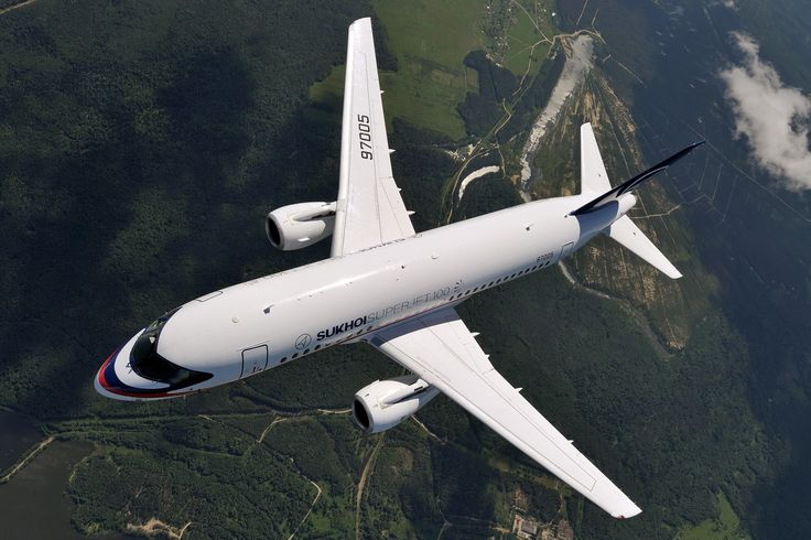 sukhoi superjet 100 for large desktop