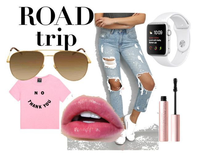 """Untitled #16"" by gurpreet3886 on Polyvore featuring Rare London, Too Faced Cosmetics and Yves Saint Laurent"