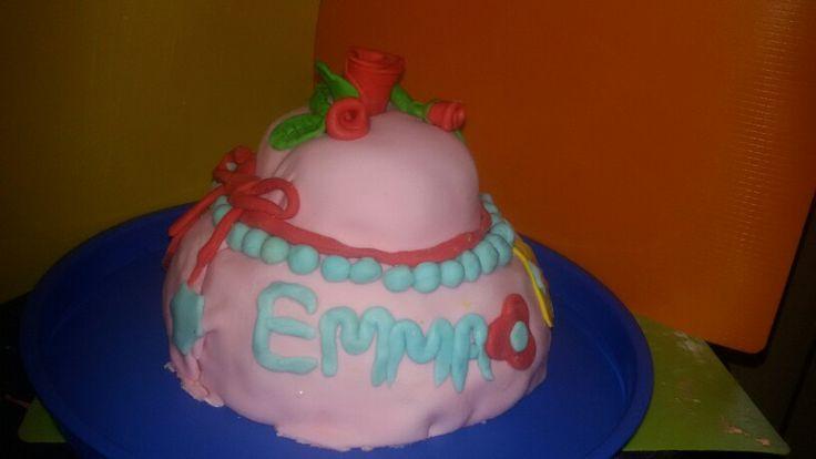 B - day cake