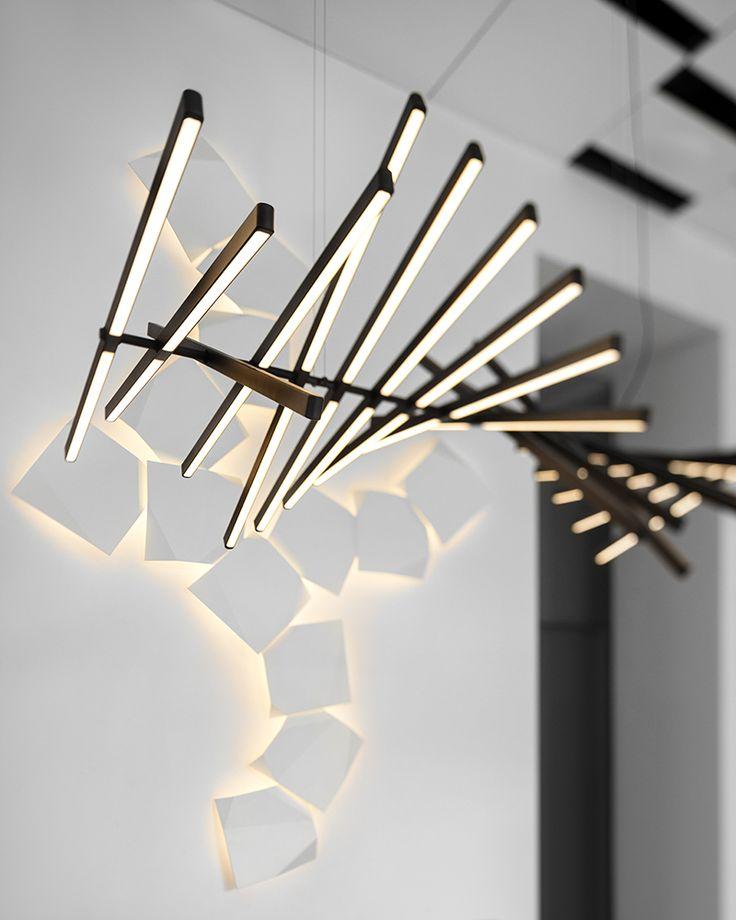 Solinfo Lighting showroom