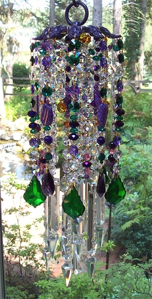 mardi gras antique crystal wind chime a dazzling wind chime that ...300 x 590 | 550.7KB | www.sheriscrystaldesigns.ne...