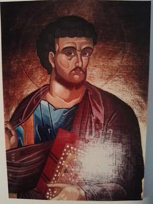 Βάλε χρώμα: Αγιογραφία του Αγίου Λουκά