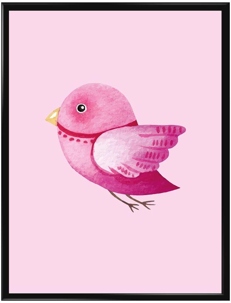 Denna rosa lilla fågel uppskattas oftast jätte mycket av barnen. Är du på jakt…
