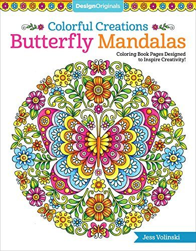 This Gorgeous Coloring Book For Adults Offers Dozens Of Ready To Color Art Activities
