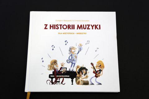 """Premiera z """"Historii muzyki dla wszystkich – wierszyki"""""""