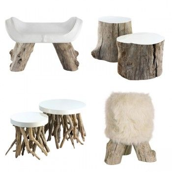 52 Best Log Furniture Images On Pinterest Log Furniture