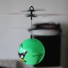 MINI FLYER (Uccellino volante infrarossi)