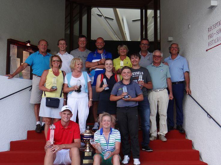 Herzlichen Glückwunsch!!!! Allen Gewinnern zur Clubmeisterschaft2016 am #GolfclubKitzbühelSchwarzsee