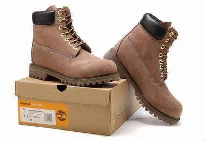 Timberland Men 6 Inch Boots Peru Brown Black