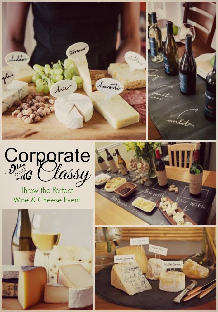 Who doesn't love a great wine and cheese party? This blog covers how to pick out a good selection of wines and cheeses, regardless of how well you know the guest list and their preferences. Good for corporate, social or wedding functions. #Snappening