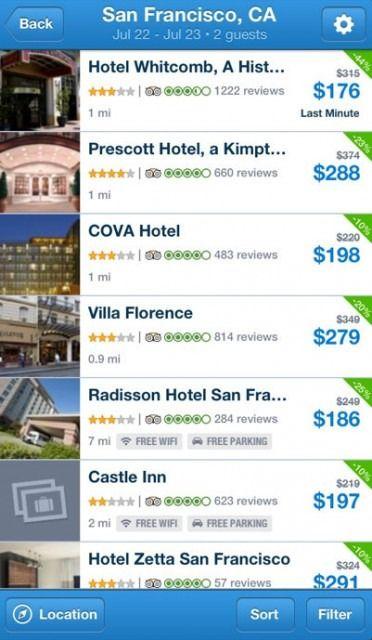 || Hipmunk - Last minute hotel deals