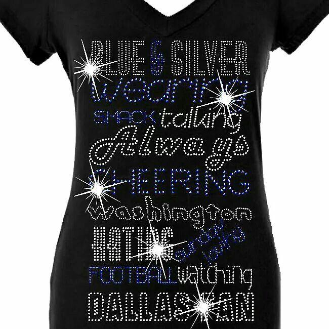434c3b158 ... Bling bling t-shirt · Cowboys FootballDallas .