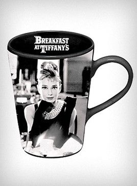 Breakfast at Tiffany's Mug - modern - cups and glassware - Plasticland