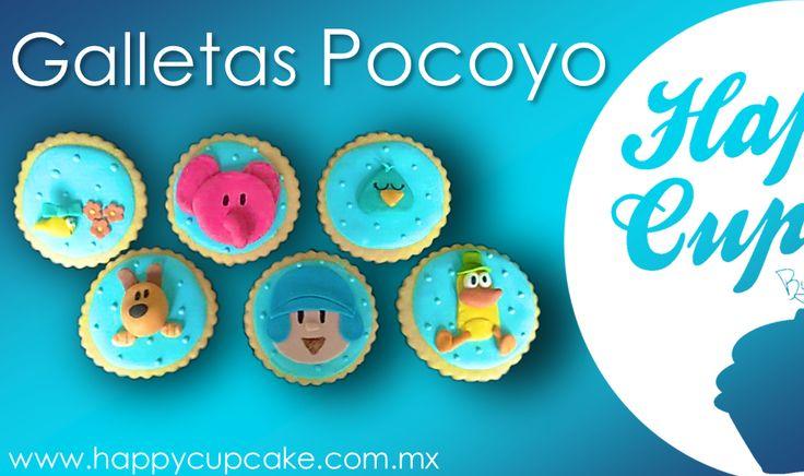 Pocoyo Cookies