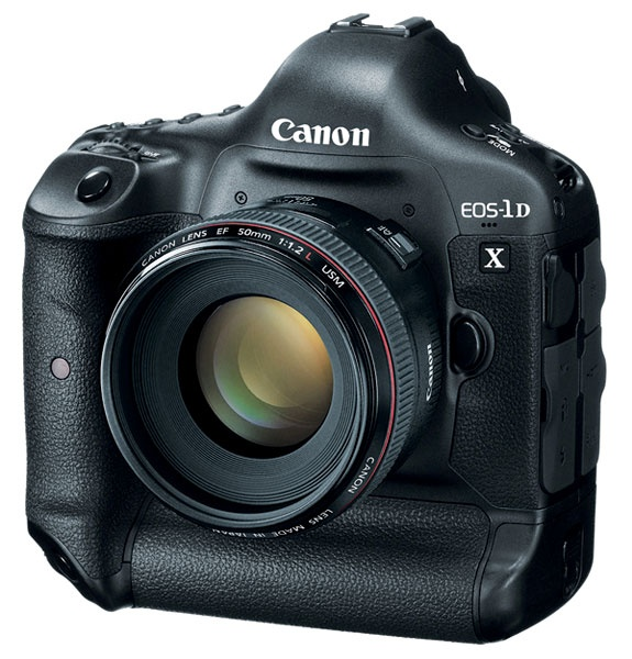 #1 Dream camera! - Canon EOS-1D X $6,799