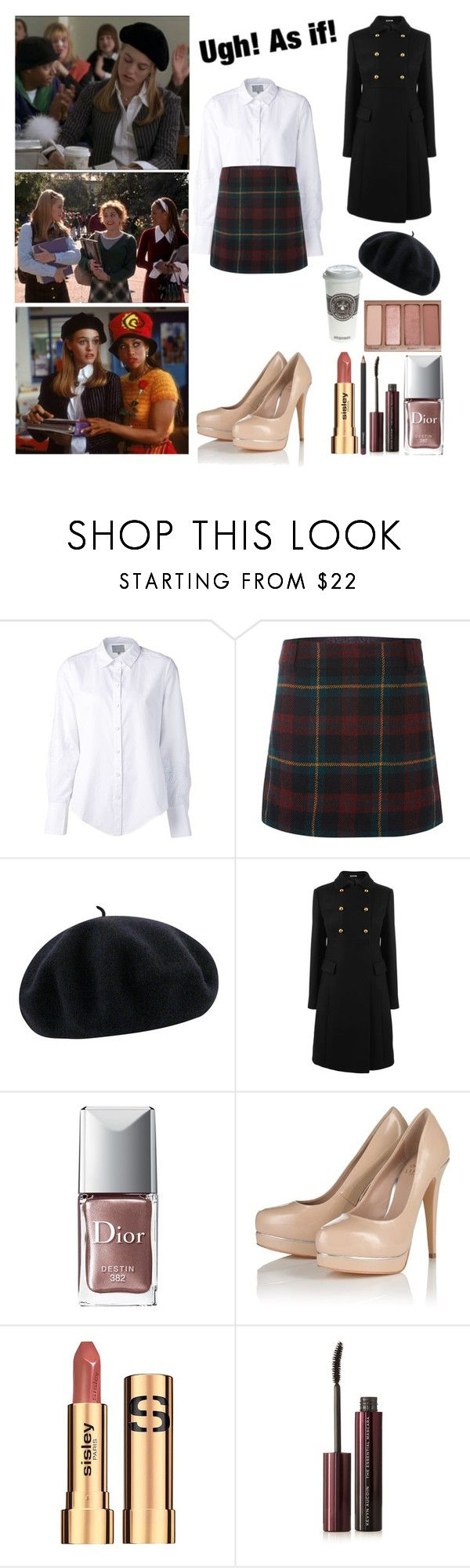 """Clueless : Cher Horowitz ♡"" by shanelle-khl ❤ liked on Polyvore featuring beauty, Maiyet, Polo Ralph Lauren, Betmar, Miu Miu, Urban Decay, Christian Dior, Lipsy, Sisley Paris and M.A.C"