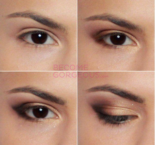 Selena Gomez Cat Eye Makeup Tutorial | Laddiez