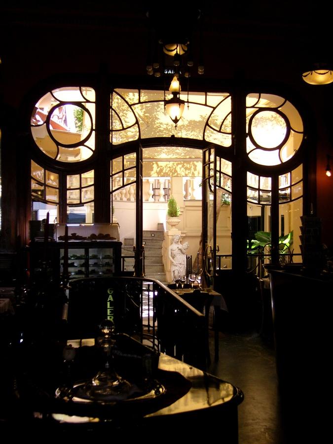 Cafe Majestic - Oporto, Portugal