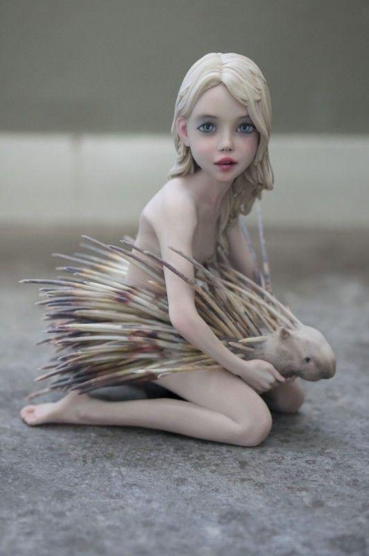 Sculptures | Eric van Straaten