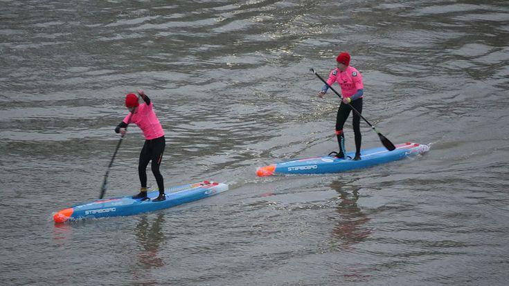 Record battu, 700 participant au Nautic Sup Paris Crossing 2017 – Stand up paddle passion, le web magazine du sup.