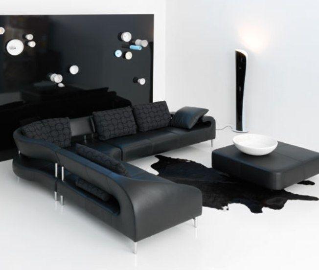 Schwarz Wohnzimmer Möbel Sets Wohnzimmer Schwarz Wohnzimmer Möbel Sets U2013  Dieses Schwarz