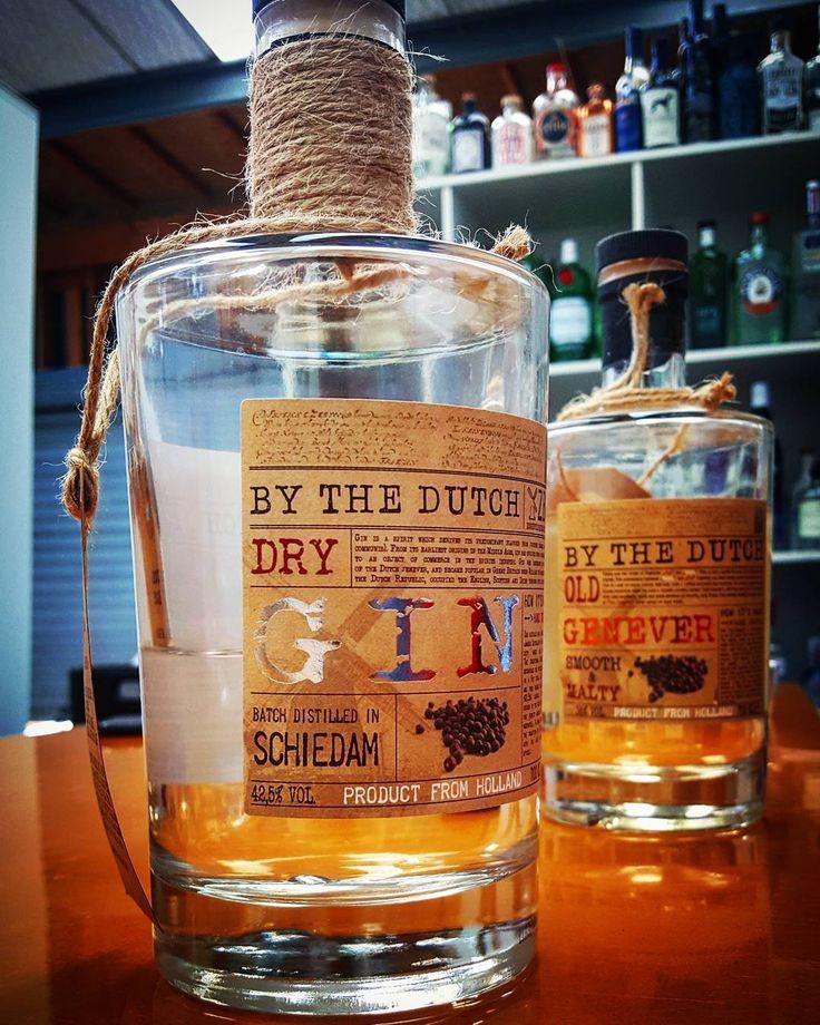 Afternoon of tasting some tasty dutch gin/genever! @bythedutch #gin #dutchgin #ginstagram #ginoclock #ginzealand #ginspiration #bythedutch #craftgin #gintonictime #genever #jenever