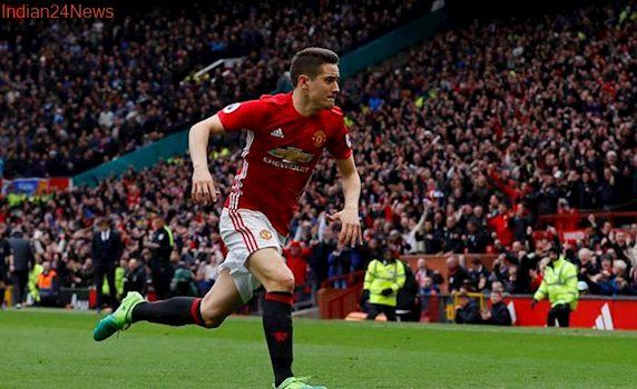Manchester derby is 'game of the season', says Manchester United's Ander Herrera