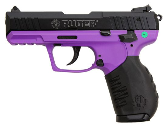 Ruger SR22 22LR Lady Purple $369.99 ***CLEVELAND KYDEX IS THE ONLY PLACE I'VE FOUND A MATCHING HOLSTER FOR THIS PISTOL*** *...and they take forever to be made--worth it though*