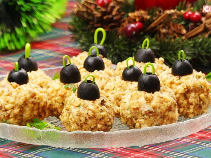 Globulețe delicioase pentru masa de sărbătoare!