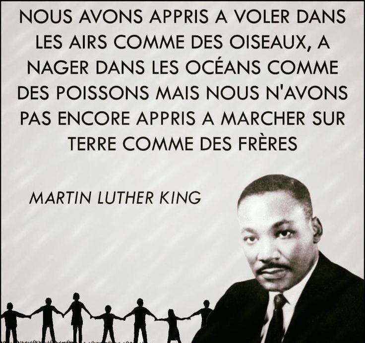 Citaten Martin Luther King : Best citation et proverbes images on pinterest