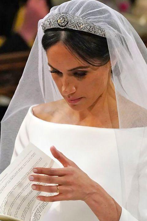 Meghan Markle S Wedding Nail Polish Adhered To Royal Protocol