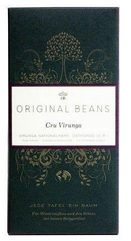 Original Beans  - Cru Virunga Chocolate 70% - Original Beans, Chokodays - 1
