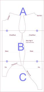 Fashion CAD Pattern Making - Free Sewing Pattern Download: LEOTARD SEWING PATTERN - FREE DOWNLOAD