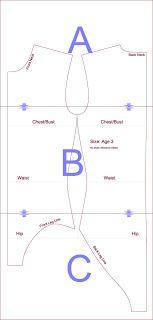 Fashion CAD Pattern Making - Free Sewing Pattern Download: LEOTARD SEWING PATTERN - FREE DOWNLOAD