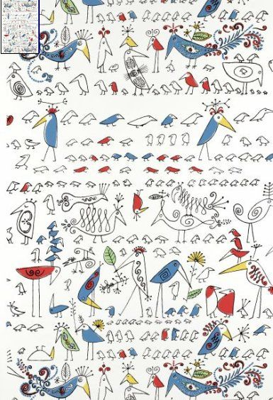And another Saul Steinberg paper. You could stare at it every day- it is still in production!