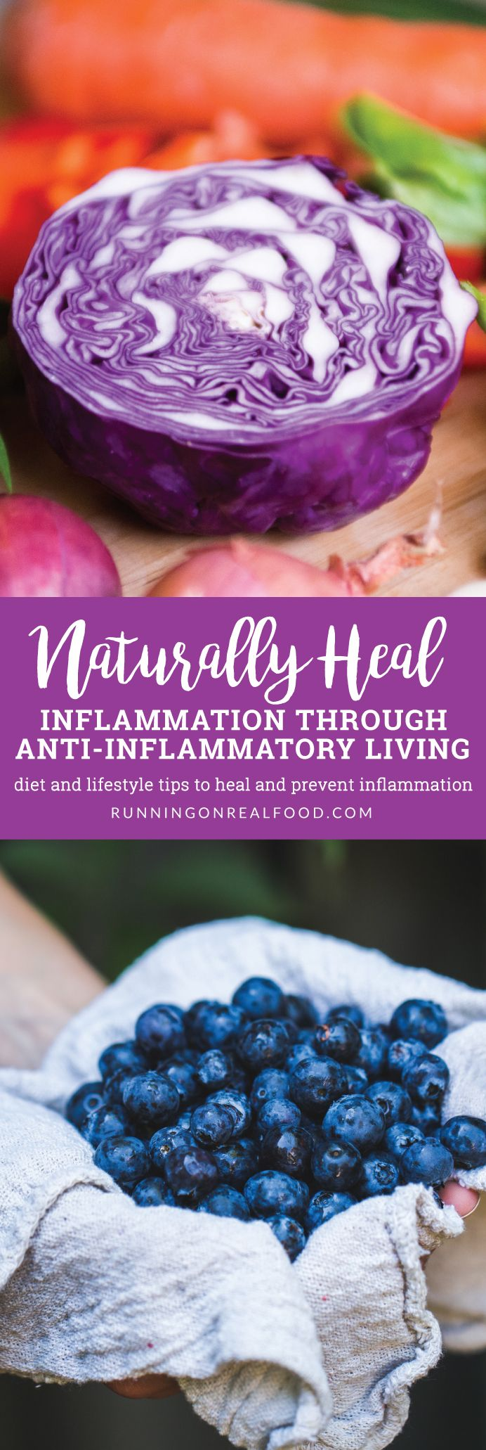 Part one in a series on anti-inflammatory lifestyle. Learn what causes chronic inflammation and how you can prevent and heal it naturally through diet and lifestyle.