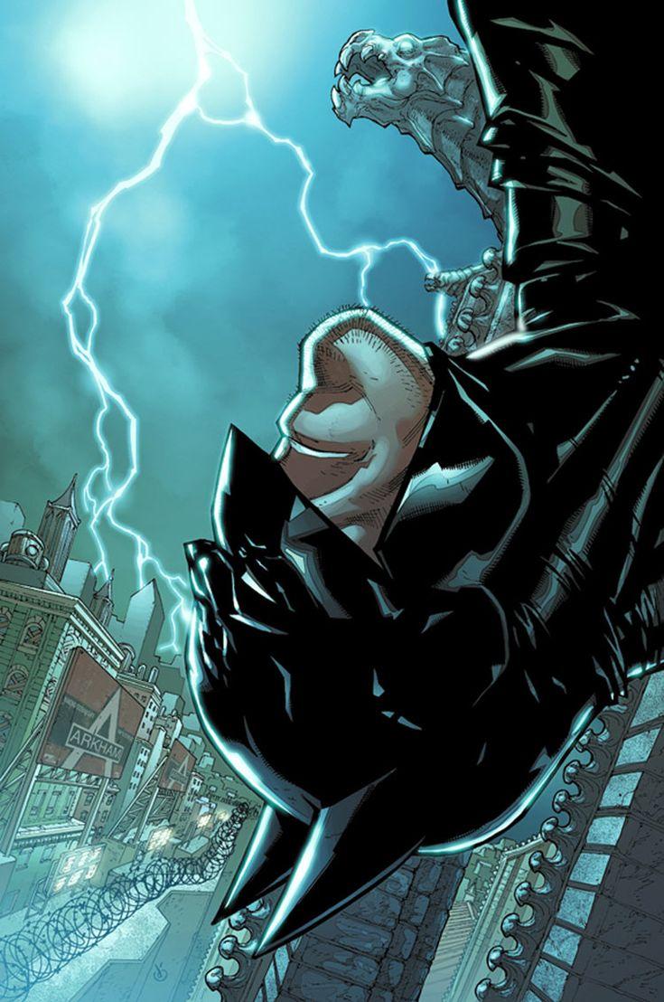 batman comic   Batman Comic Art - Characters & Art - Batman: Arkham City