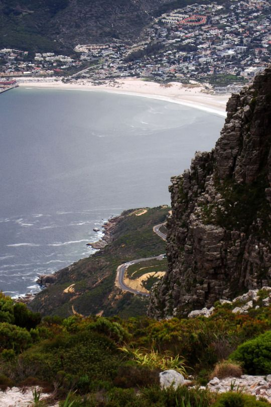 Hout Bay - Cape Town - South Africa--Amazing Places