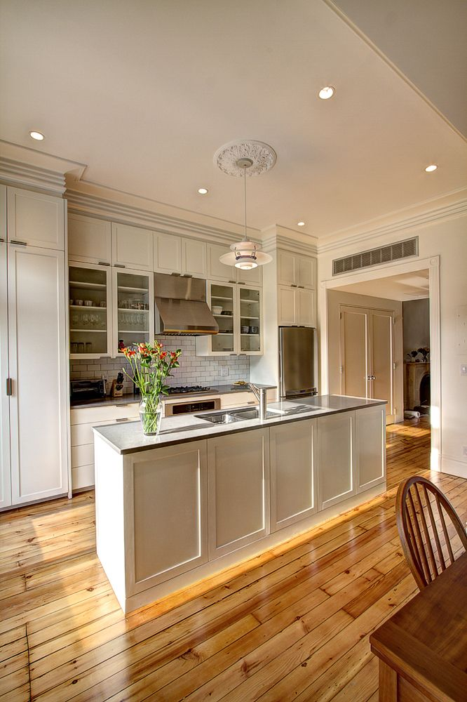 1000 ideas about brownstone interiors on pinterest for Brownstone kitchen ideas