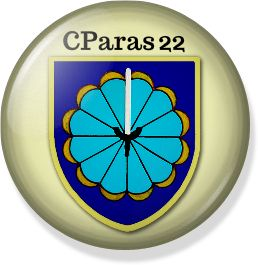22ª Compª de Pára-quedistas do 2º BIPARA - RI10