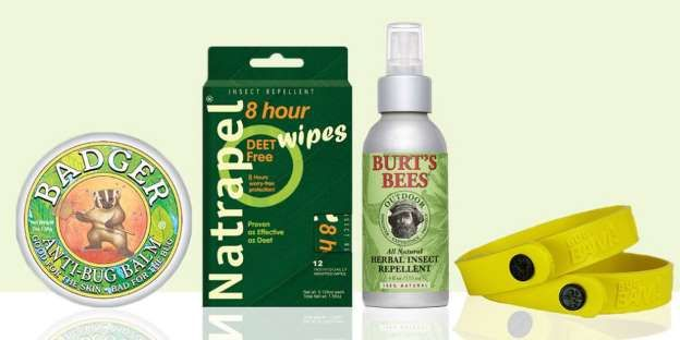 11 Effective DEET-Free Insect Repellents for the Whole Family - Courtesy of Best Products