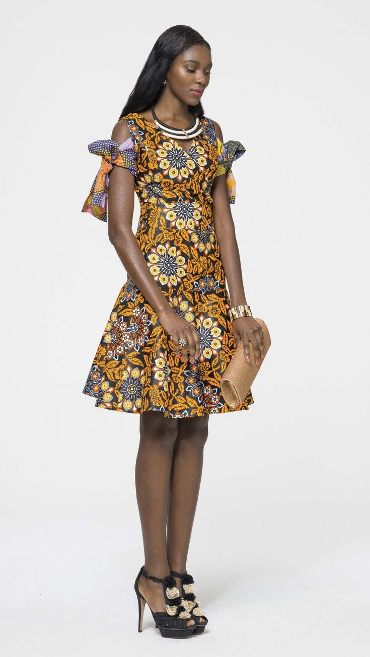 Sophisticated style | Vlisco V-Inspired ~Latest African fashion, Ankara, kitenge, African women dresses, African prints, African men's fashion, Nigerian style, Ghanaian fashion ~DKK