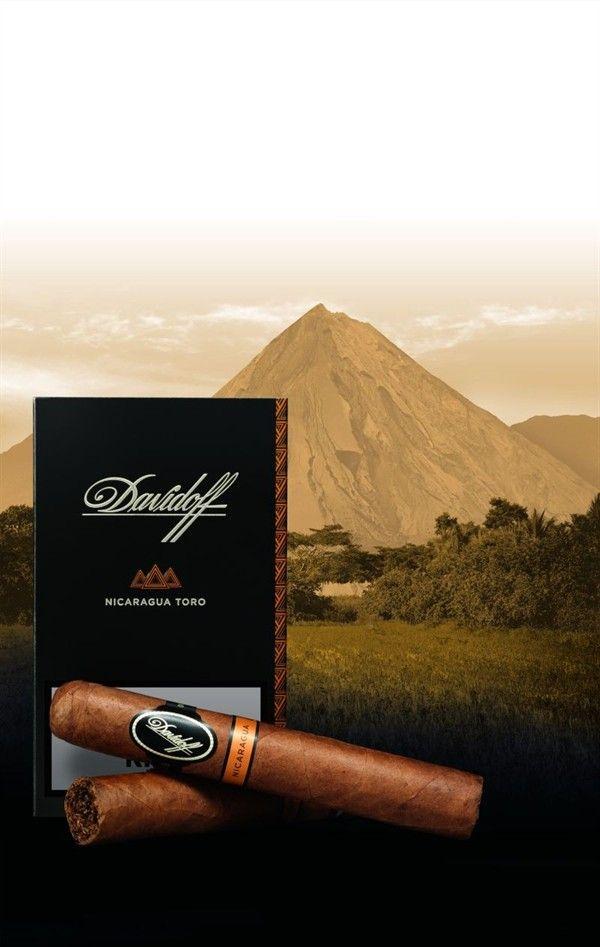Davidoff Cigars presenta su nueva línea Nicaragua