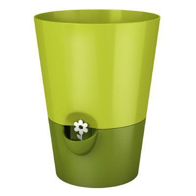 Frieling Smart Round Plastic Pot Planter Color: