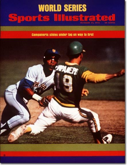 Bert Campaneris, Baseball, Oakland Athletics