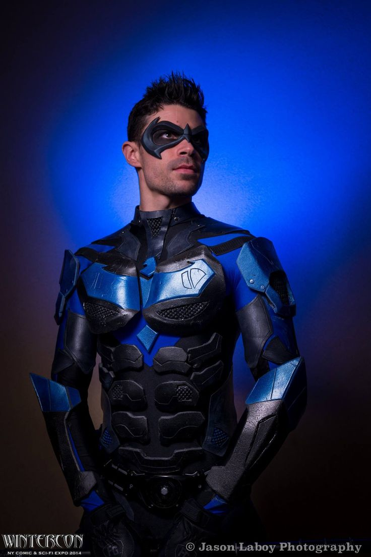 33 best Nightwing Costume images on Pinterest