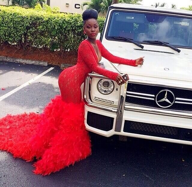 Mercedes for prom