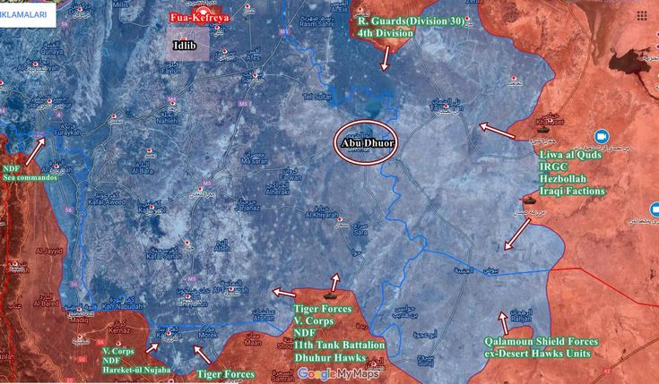 December 26, 2017 - Fort Russ News - Paul Antonopoulos        IDLIB, Syria - Today marks an important day as the Syrian Army has launched a...